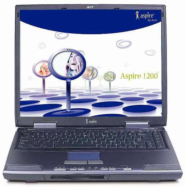 Společnost Acer uvádí vtěchto dnech na český trh nejnovější modelovou řadu notebooků Aspire 1200
