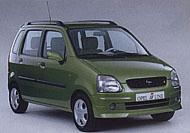 Nový Opel Agila: Maximální užitek vminimálním formátu