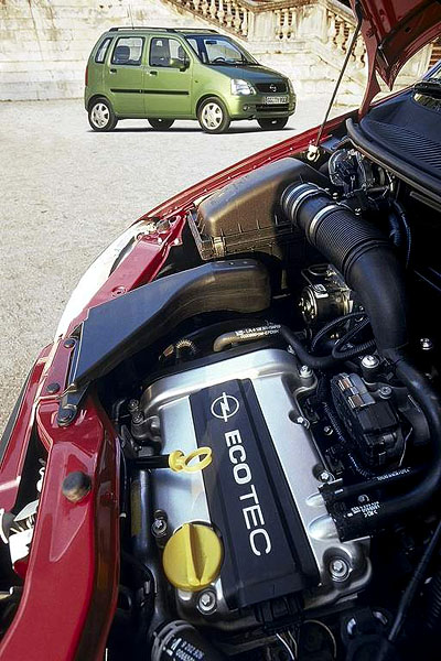 Opel Agila: Nový model zGliwic