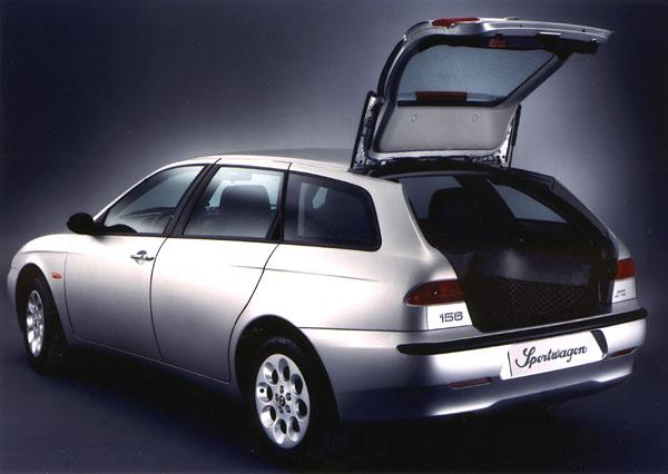 Alfa Sportwagon na náš trh