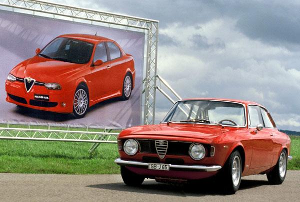 Alfa GTA se vrací