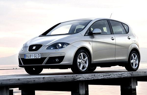 Atraktivní show v režii nového modelu SEAT Altea