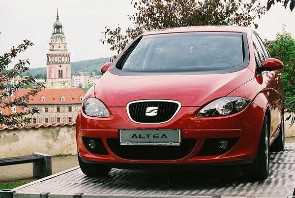 Nový SEAT Altea - prodej v ČR bude zahájen tutosobotu 12. června