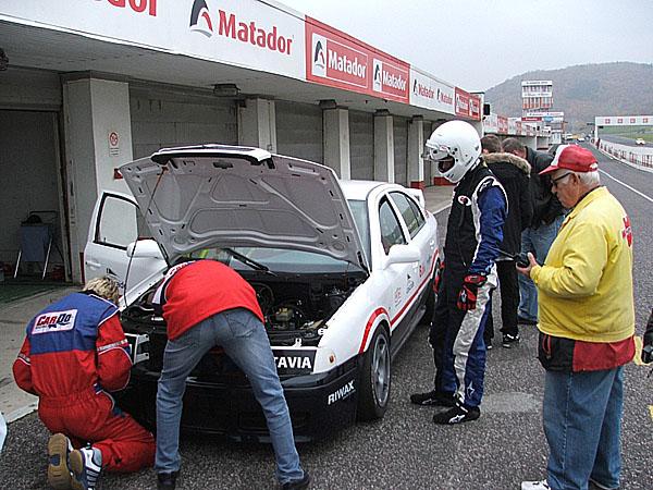 CarDo Racing zakončilo sezónu doma vMostě