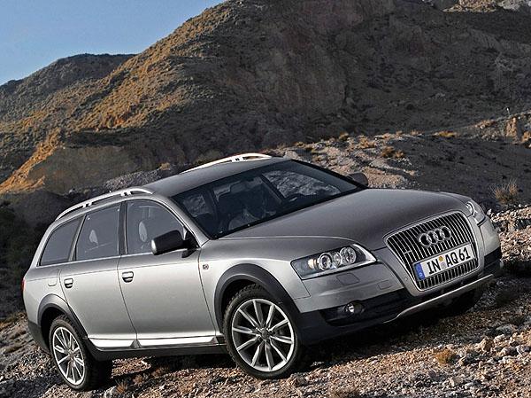 Audi A6 allroad quattro – dnes bude představeno veřejnosti ve světové premiéře na Autosalonu v Ženevě
