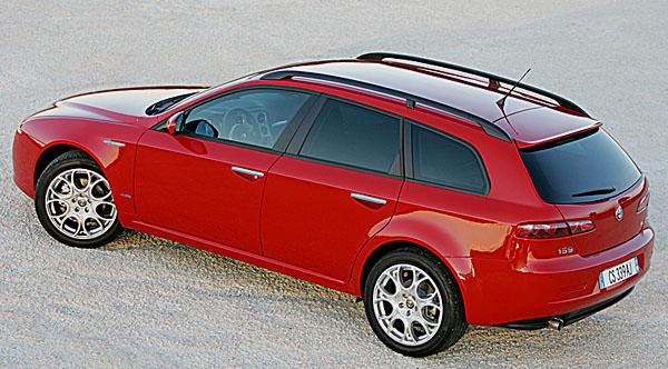 Výhodná nabídka modelů Alfa Romeo na konci roku