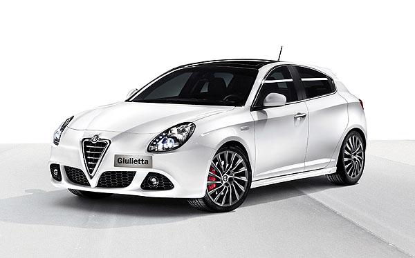 Nová Alfa Romeo Giulietta: světová premiéra na březnovém autosalonu 2010 vŽenevě