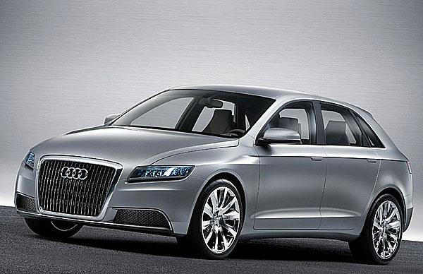 Na autosalonu v Detroitu Audi představila originální studii Roadjet