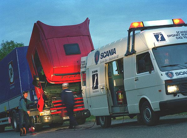Řidiči Scania budou mít kdispozici vBratislavě nové Asistenční centrum