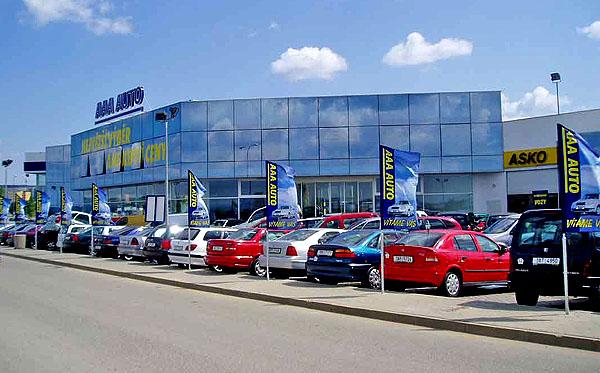 AAA AUTO Brno se stěhuje do nového areálu vČernovické ulici