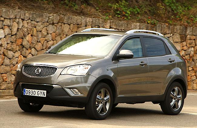 Společnosti Ssangyong Motor a Mahindra se dohodly na společném vybudování globální automobilky vyrábějící vozy SUV
