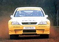 Astra Kit Car hlásí návrat Opelu na soutěžní tratě