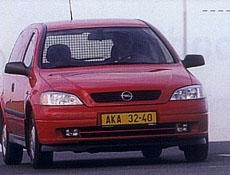 Opel Astra Van: Nový rozměr podnikání