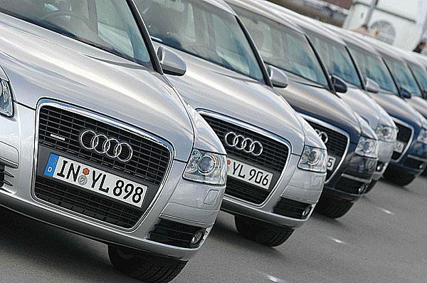 Pololetí Audi - nejvyšší prodeje vhistorii automobilky