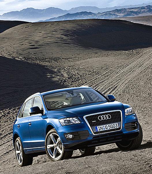 Nové sportovní a všestranné Audi Q5 na český trh ještě v tomto roce