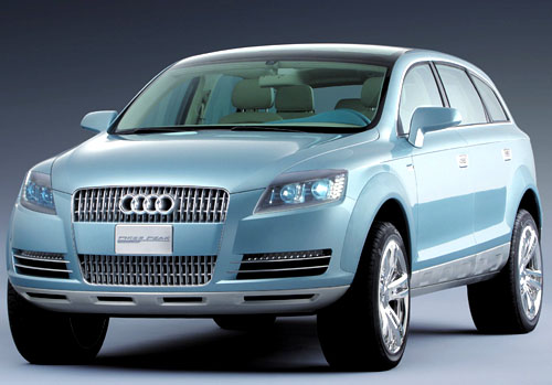 Audi Pikes Peak quattro: Dynamika, design, prostor