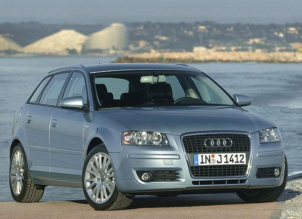 Model A3 Sportback míří do autosalonů Audi