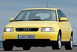 Audi A3 quattro - kompakt velkého formátu