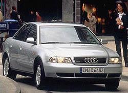 Audi A4 Gekon - pevně na všech čtyřech