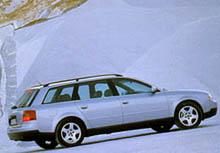 """""""Quattro"""" pro Audi A6 za necelou třetinu ceny"""