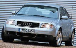 Audi A6 poprvé sosmiválcovým motorem