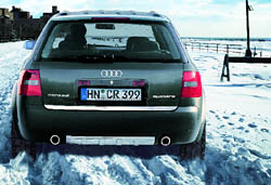 Audi allroad quattro: Cestujte podle svého gusta