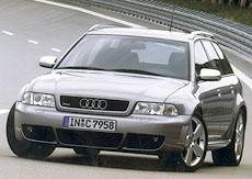 Audi uvádí sportovní Avant RS4
