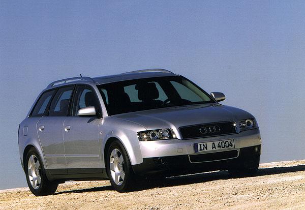 Audi A4 Avant: Dynamika, elegance, přizpůsobivost …
