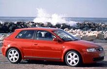 Audi S3: Výkon a sportovní charakter