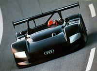 Audi startuje v závodě 24 hodin Le Mans