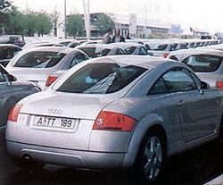 Audi Tourist Trophy