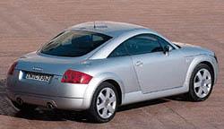 Audi zvýšuje kvótu modelu TT pro český trh