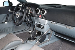 Audi TT - unikátní kupé na startu