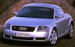 Audi TT Quattro v rekordním čase napříč Evropou