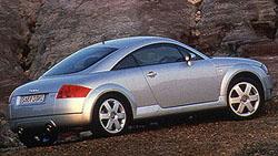 Audi TT Coupé - Vize se stává skutečností