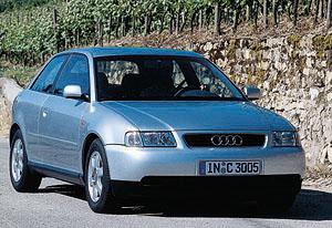 Audi zvyšuje výrobní kapacity modelu A3