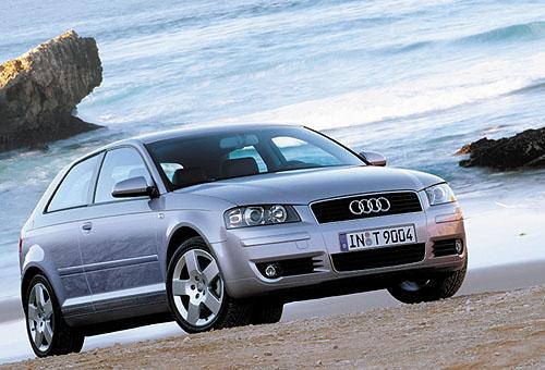 Nové Audi A3 druhé generace