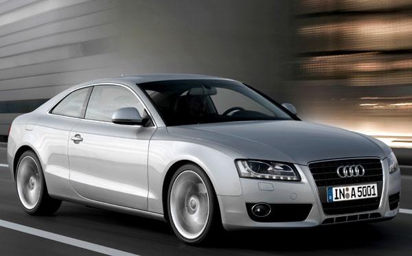 Audi uvádí na trh novou modelovou řadu: Audi A5 a Audi S5