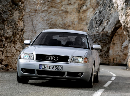 Systém quattro pro vozy Audi A6 a A6 Avant bez příplatku –úspora přes 130 000 Kč.