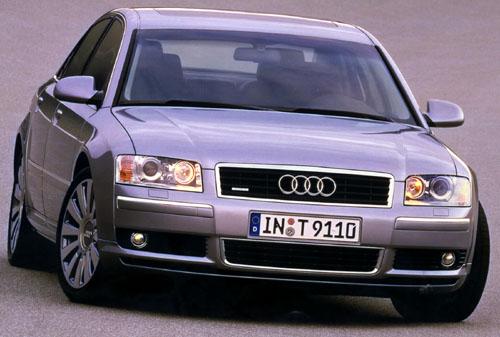 Audi A8 přináší i novou kvalitu výroby