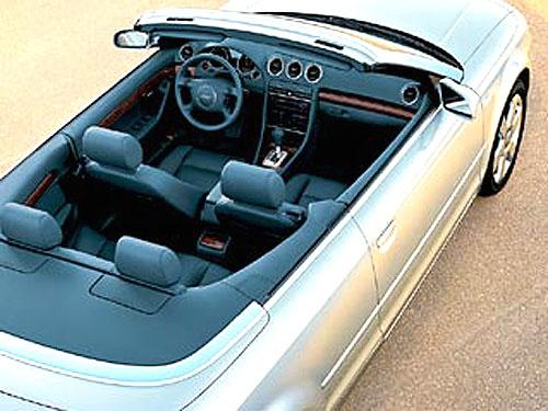 Nové Audi A4 Cabriolet
