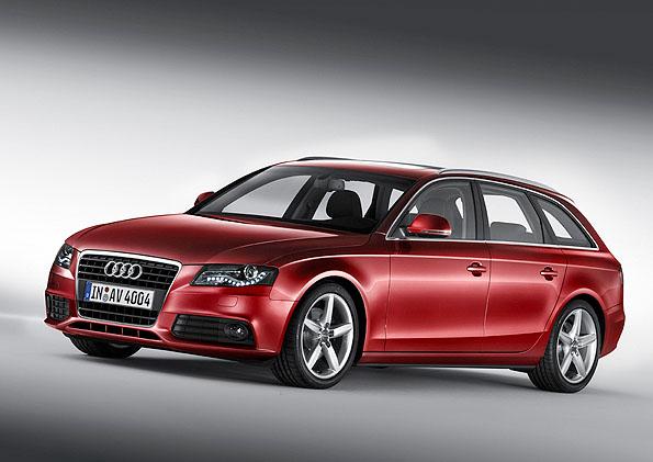 Duben 2008 - nejúspěšnější měsíc značky Audi v historii českého trhu