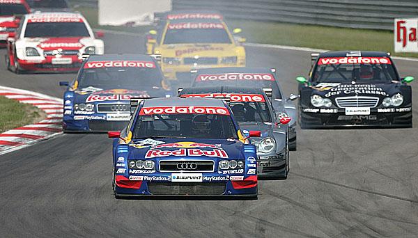 Fenomenální comeback Audi do DTM