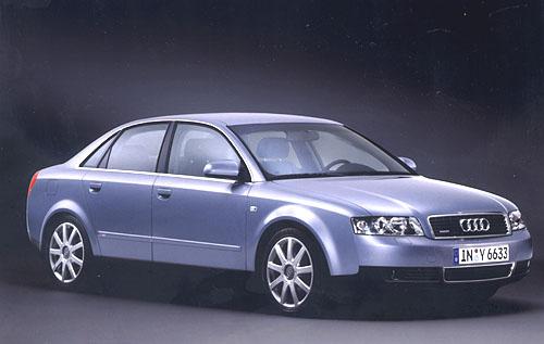 """Nabídku modelových řad Audi A2, A3, A4, A6 i Audi TT obohacují sportovně stylizované pakety """"S line"""""""