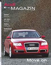 Právě vychází nové číslo čtvrtletníku Audi magazín