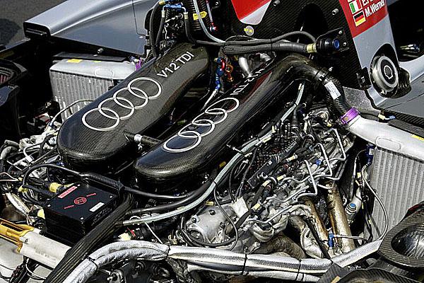 """Motor Audi V12 TDI se stal """"Závodním motorem roku"""""""