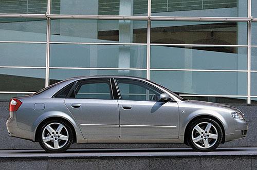 Zvýhodněné sady pro Audi A4 a Audi allroad quattro