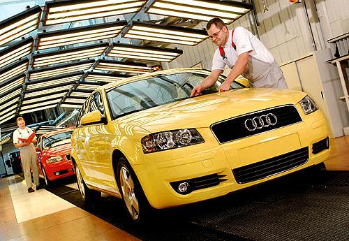 Vynikající start nového Audi A3