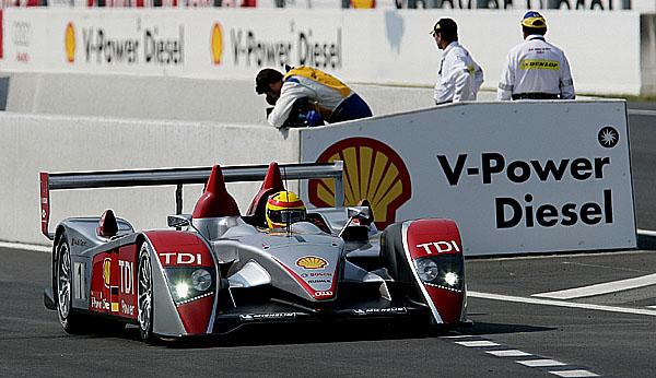Audi R10 TDI zvítězilo ve strhujícím 24 hodinovém závodu Le Mans