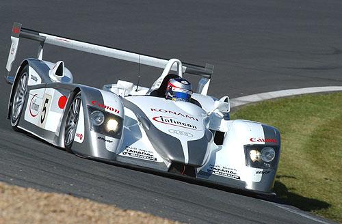 Michelin, vprvní linii motoristického sportu